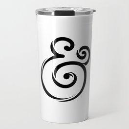 InclusiveKind Ampersand Travel Mug