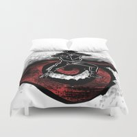 naruto Duvet Covers featuring Naruto Uzumaki by Hope2198