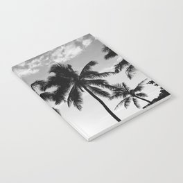 Hawaiian Palms II Notebook