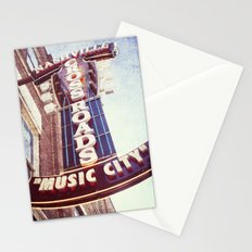 Music City Stationery Cards