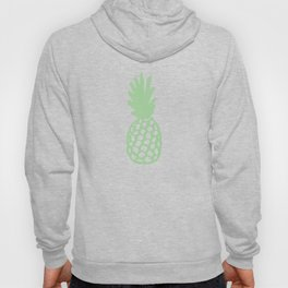 Mint Pineapple Hoody