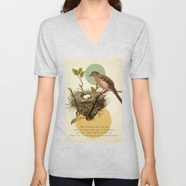 To Kill A Mockingbird Unisex V-Neck