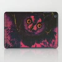wings iPad Cases featuring WINGS by Galvanise The Dog