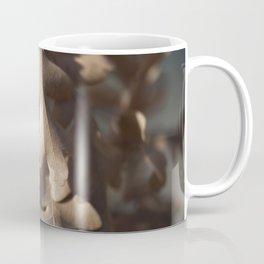 Dried Oak Leaves Coffee Mug