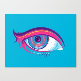 A Stalking Device Canvas Print