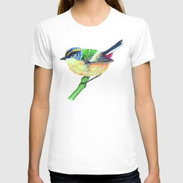 "Chilean Bird ""Siete Colores"" T-shirt"