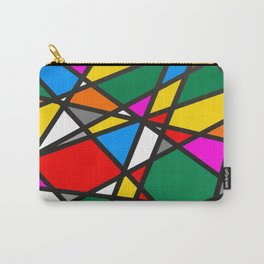 Pattern Mirror by Nico Bielow Carry-All Pouch