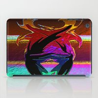 """wings iPad Cases featuring """" Wings """"  by shiva camille"""