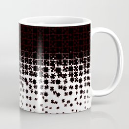 Be at Peace Not in Pieces Coffee Mug