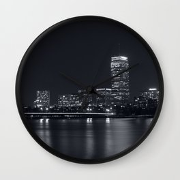 Boston, You're My Home Wall Clock
