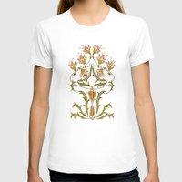 art nouveau T-shirts featuring art nouveau by Ariadne