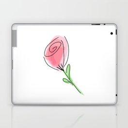 poor mans rose Laptop & iPad Skin