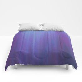 Violet Chromatic Comforters