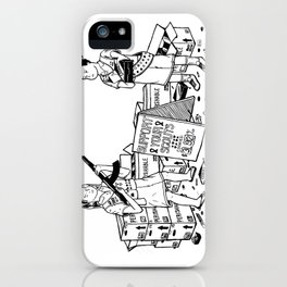 Support Your Scouts iPhone Case