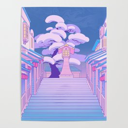 Stairway to the Spirit World Poster