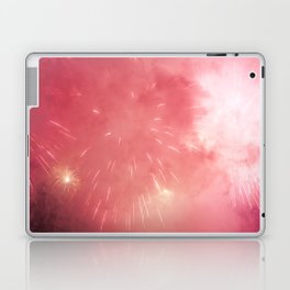 Universe of Fireworks. Laptop & iPad Skin