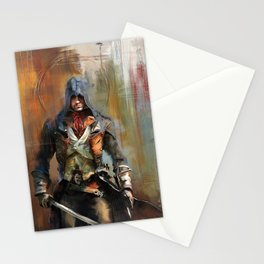 Portrait of Arno Dorian Stationery Cards