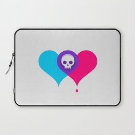 A Death-Marked Love Laptop Sleeve