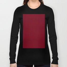 Leslie Tartan Long Sleeve T-shirt