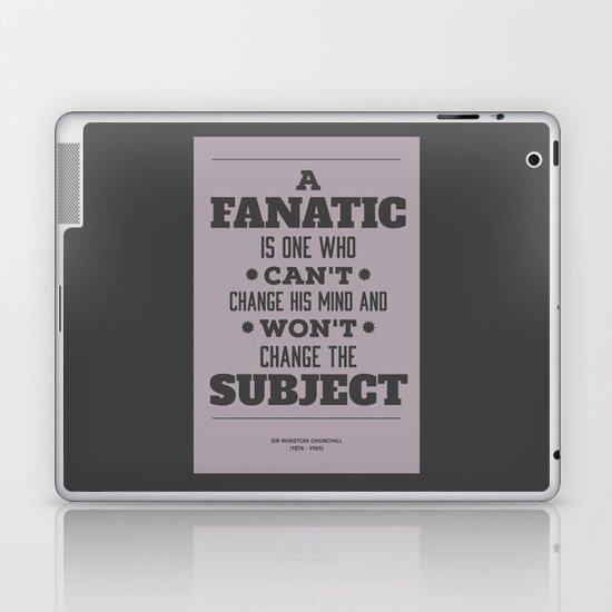 Fanatic Laptop & iPad Skin