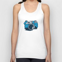 cheese Tank Tops featuring Cheese by Sei Rey Ho