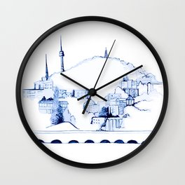 Namsan  Wall Clock