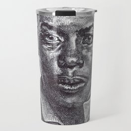 Straight out of Detroit Travel Mug