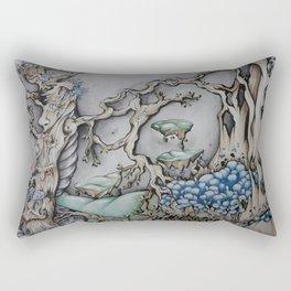 Mystical Woods Rectangular Pillow
