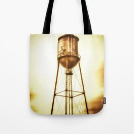 Texas Water Tower Tote Bag