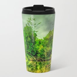 Deep In The Valley Travel Mug