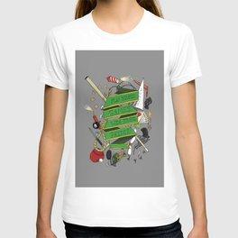 Play Stupid Games, Win Stupid Prizes! T-shirt