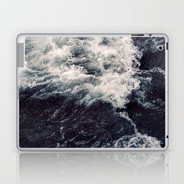 Rush of Waves Laptop & iPad Skin