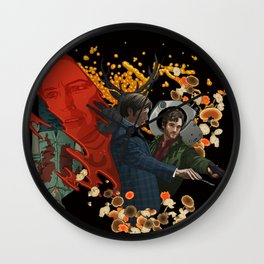 The story of Will Graham  Wall Clock