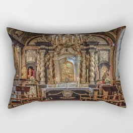 Wedding Chapel Rectangular Pillow