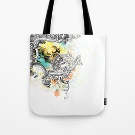 V.C.M. Tote Bag
