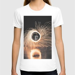Fire Spinner T-shirt