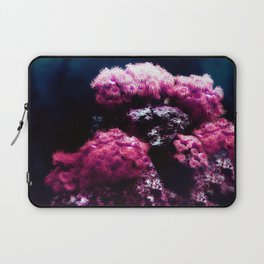 The Sea Anemone Floral Bouquet Laptop Sleeve