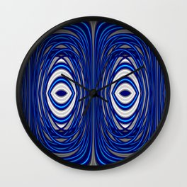 3d cold Wall Clock