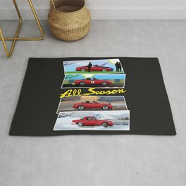 Mx5 All Season Rug