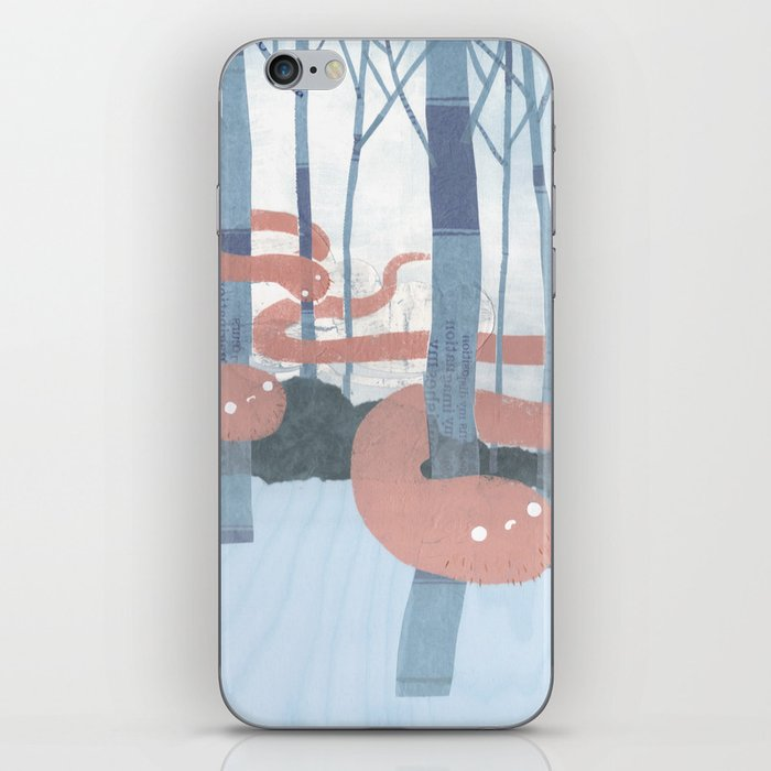 Snakes in the Forest iPhone Skin