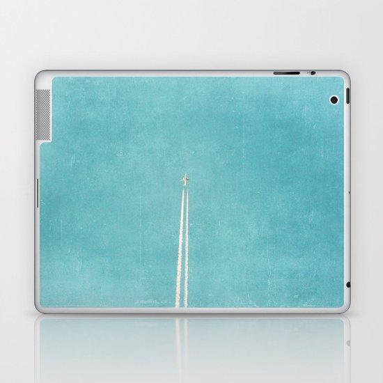 into the wild blue yonder Laptop & iPad Skin