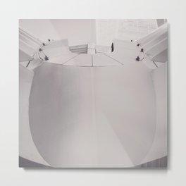 New York photo, the Oculus, architecture photography, Manhattan fine art, World trade center Metal Print