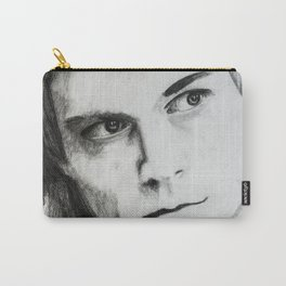 Kurt Portrait Carry-All Pouch