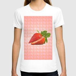Sliced Strawberry T-shirt