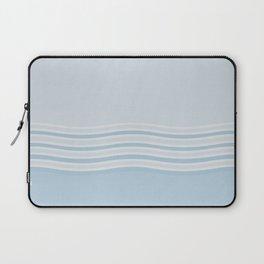 Sea Breeze Calming Blue Laptop Sleeve