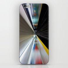 Speed No 2 iPhone & iPod Skin