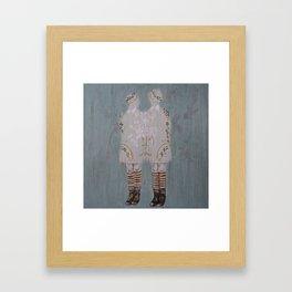 Duality III Framed Art Print