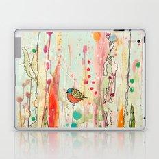 this strange feeling of liberty Laptop & iPad Skin