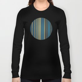 Yellow lines into the sky Long Sleeve T-shirt