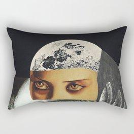 """...Womanhood"""" Rectangular Pillow"""